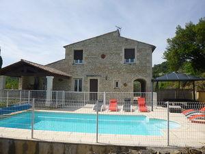 Zuhause SAINT-AMBROIX Provence Romaine