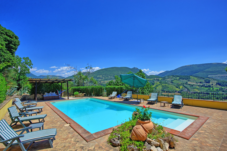 Villa Romantica Foligno