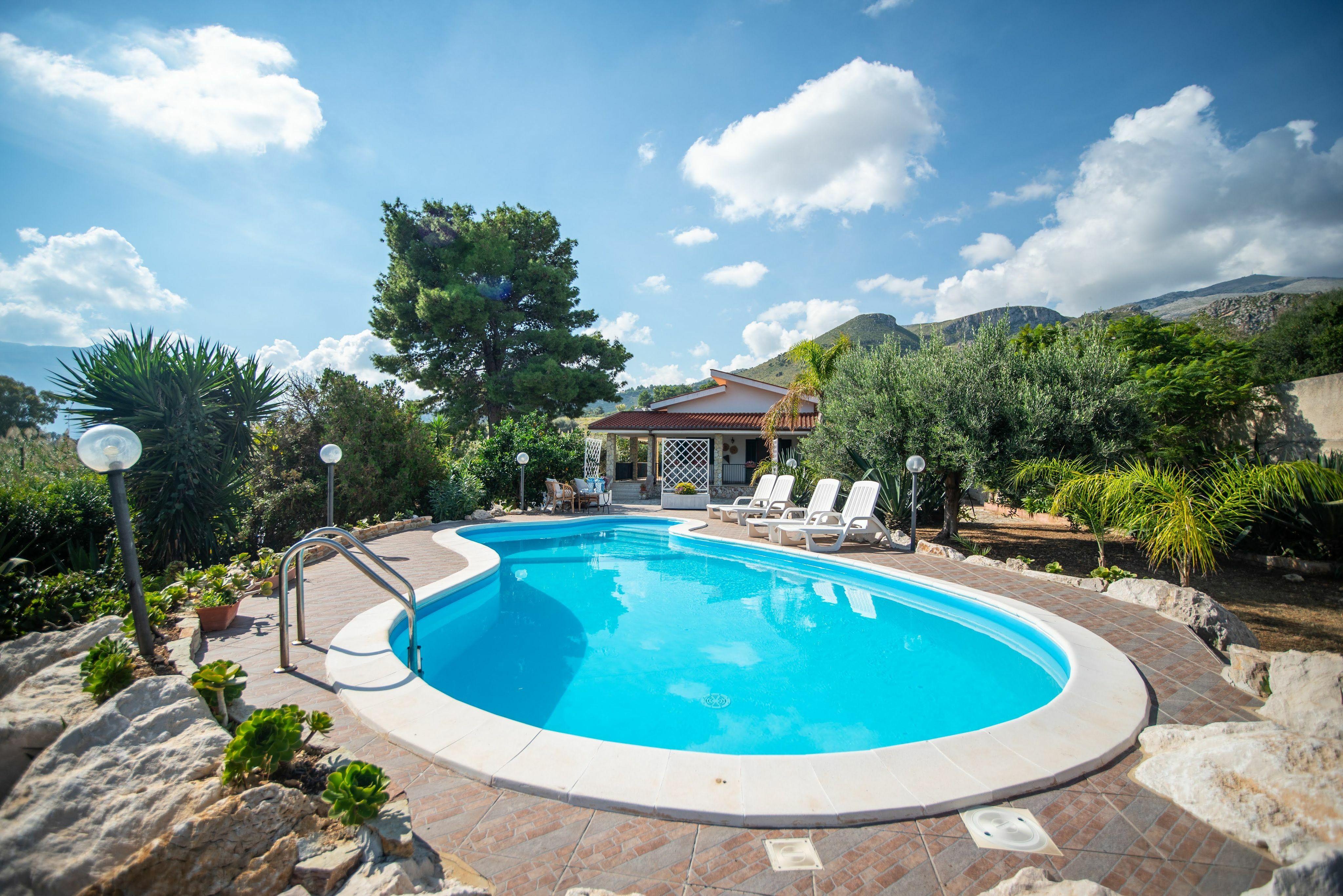Villa Contrada Scopello