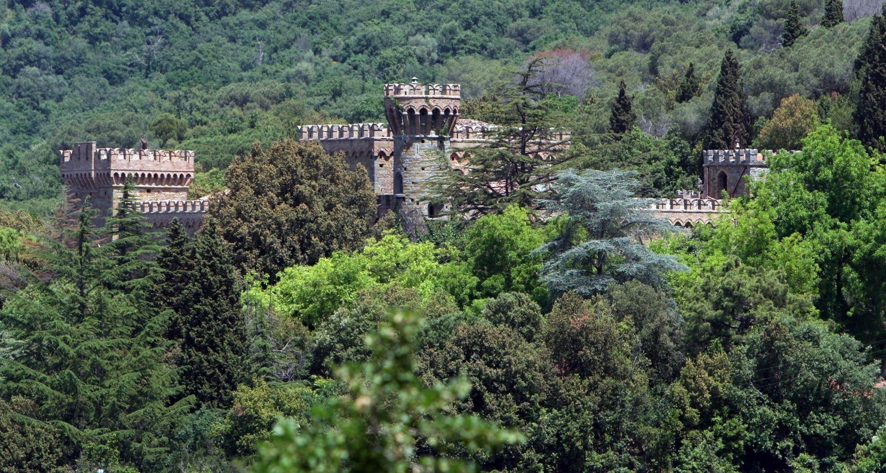 Borgia Castle Passignano Sul Trasimeno