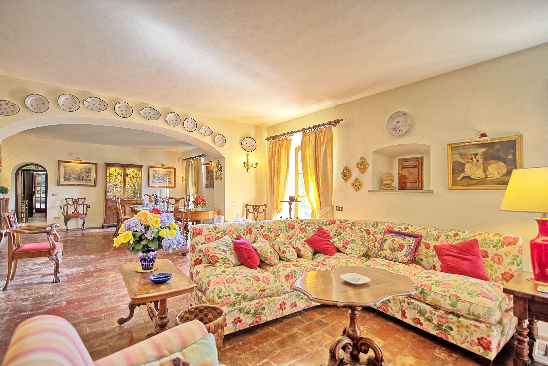 Villa Di Petriolo