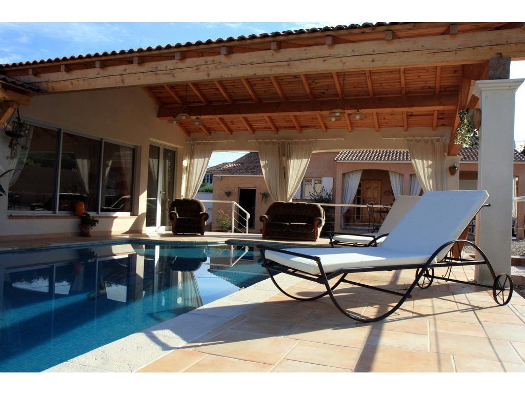 Ferienhaus Mit Pool   Cevennen   Südfrankreich